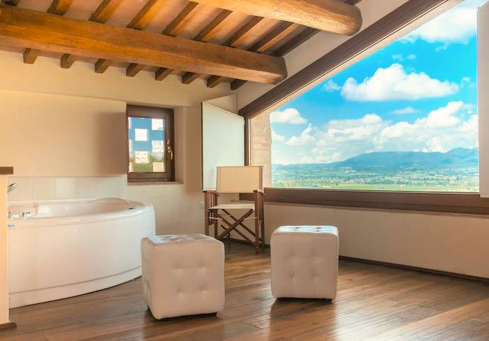 Case Vacanza Corte Fratini,Umbria,Appartamento Fienile,Trevi,Perugia